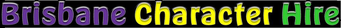 Brisbane Character Hire Logo